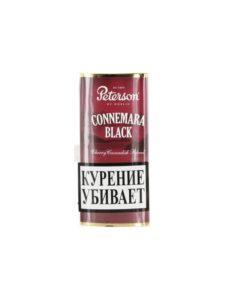 tabak-peterson-connemara-black-40-g